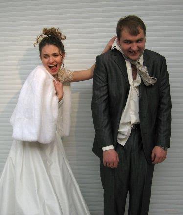 Очень сильная любовь - Свадьба